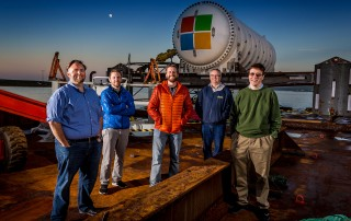 Microsoft's Project Natick TEAM