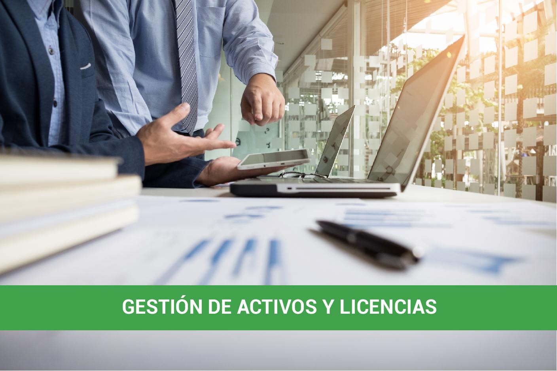 GESTIÓN DE ACTIVOS Y LICENCIAS