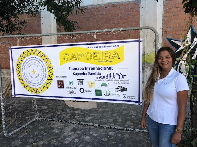 Intermicro, patrocinador del Festival de Capoeira 2018 1