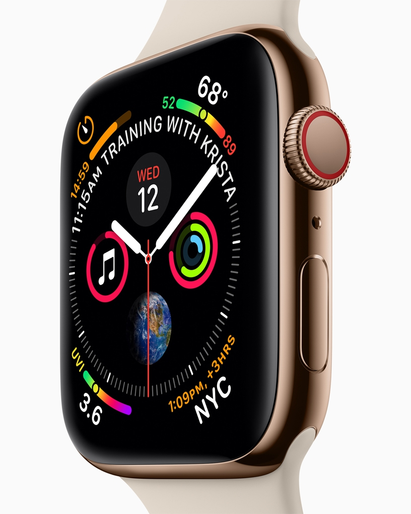 Apple watch series 4 sphera
