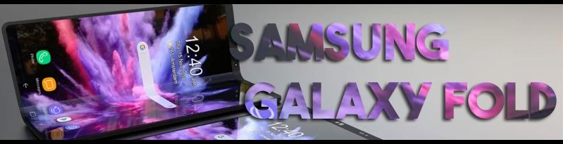 Samsung Galaxy Fold: así es el revolucinario e innovador teléfono plegable 1