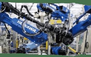 Los robots japoneses toman la industria del automóvil 3