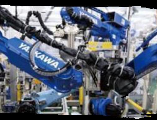 Los robots japoneses toman la industria del automóvil
