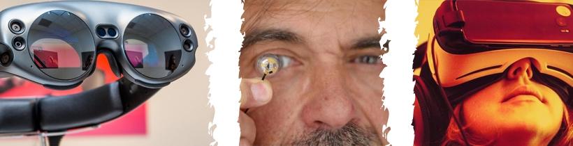 La realidad aumentada pasa de la gafa al interior del ojo 1