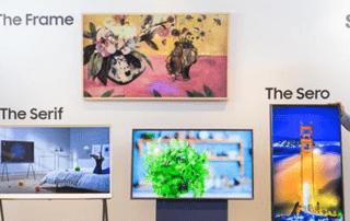 Así es el televisor vertical de Samsung para la generación «millennial» 3
