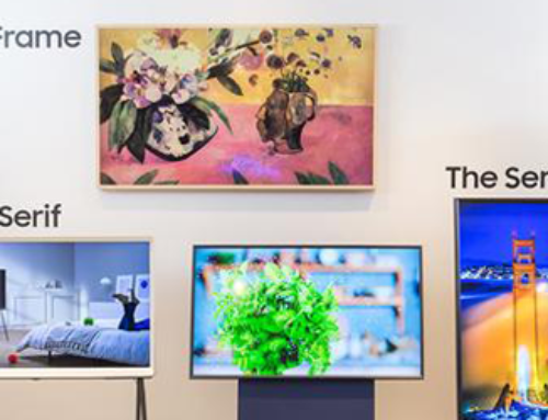 Así es el televisor vertical de Samsung para la generación «millennial»