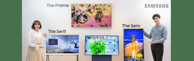 Así es el televisor vertical de Samsung para la generación «millennial» 1