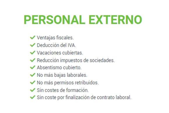Externalización de servicios 2