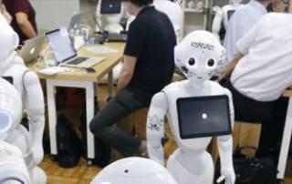 Los robots cambian de discurso: ahora quieren ser nuestros «amigos» 2