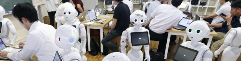 Los robots cambian de discurso: ahora quieren ser nuestros «amigos» 1