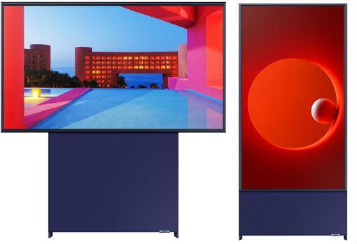 Así es el televisor vertical de Samsung para la generación «millennial» 2